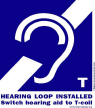 Hearing Loop Installed
